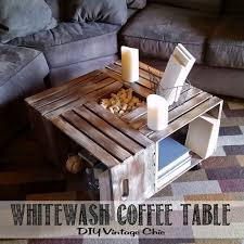 wine crate coffee table diy projects diy wine crate coffee table idea 15 diy coffee
