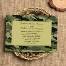 camo wedding invitations camouflage wedding invitations camo wedding ideas for