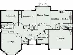 A Three Bedroom House Plan 3 Bedroom Detached Ghana Plan House Floor Plans