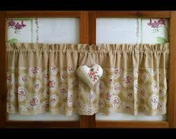 short curtains etsy