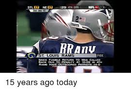 St Louis Rams Memes - stled neda 29 4th qtr nfl on rox 2nd and 10 st louis rams fox
