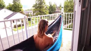 this tub hammock just might be the most relaxing thing ever