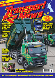 transport news june 2017 by augusto dantas issuu