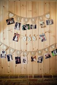 Rustic Wedding 30 Wedding Photo Display Ideas You U0027ll Want To Try Immediately