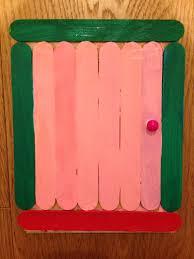 Fairy Door by Fairy Door My Kid Craft