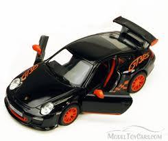 black porsche gt3 2010 porsche 911 gt3 rs black kinsmart 5352d 1 36 scale
