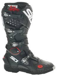 sidi motorcycle boots sidi black crossfire 2 mx boot ebay