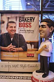 nyc style and a little cannoli the cake boss cafe in new york city