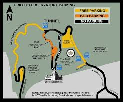 griffith park map griffith observatory los angeles ca top tips before you go