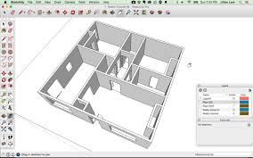 3d designarchitecturehome plan pro sketchup tutorial create a 3d model of a house