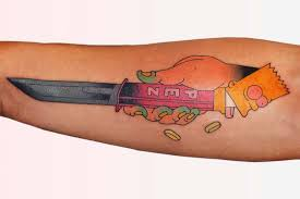 brindi the pop and colorful tattoos from south of