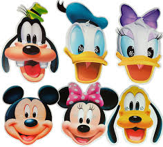 amazon disney multi pack card face masks toys u0026 games