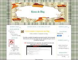 templates blogger personalizados template personalizado para blog grátis culinária 3 coluna