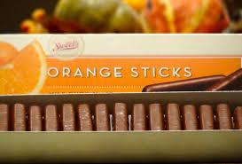 sweet u0027s milk chocolate orange sticks foods we love