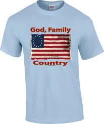 Christian Flag Images Patriotic 13 Star Flag Christian God Family Country T Shirt Ebay