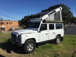 land rover safari roof pop top for land rover defender mulgo