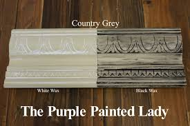 the purple painted lady country grey chalk paint annie sloan black
