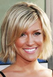 ideas about short haircuts for thin hair and long face long