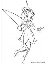 tinkerbell coloring pages coloring book