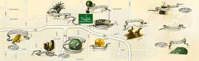 Cardinal Greenway Map Luxury Condo Rentals In Phoenix Toscana Condo Rentals