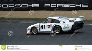 porsche martini livery porsche 935 77 martini lemans race car editorial stock image
