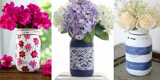 jar vases 36 brilliant jar vases you should make today diy