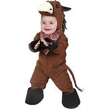 Infant Baby Boy Halloween Costumes Amazon Infant Horse Halloween Costume Size 6 12 Months