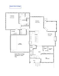 cottage home floor plans eastern shore cottage home plan by stephen homes in