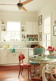 Shabby Chic Kitchen Furniture Kitchens Eclectic Kitchen With A Splash Of Shabby Chic Panache