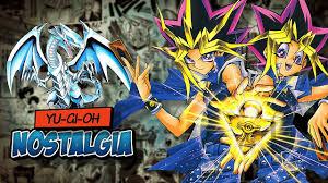 yu gi oh nostalgia youtube