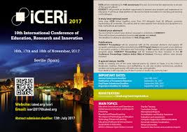format of an abstract for a research paper iceri2017 online abstract and papers submission