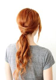 homecoming hairstyles that are perfect for long simple
