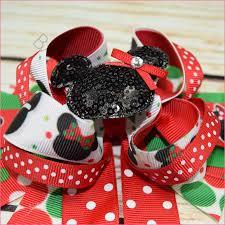 christmas minnie boutique bow bargain bows