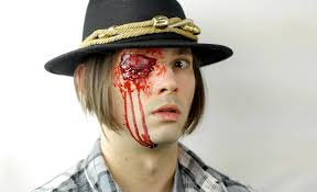 Carl Walking Dead Halloween Costume 100 Diy Negan Costume Walking Dead Halloween Tutorial