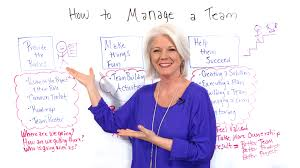 Manage How To Manage A Team
