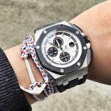 anchor bracelet charm images North atlantic anchor bracelet bracelets watchbandit jpg