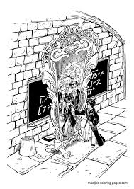 73 harry potter coloring pages images harry