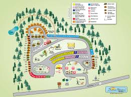 100 Acre Wood Map Woodstock New Hampshire Campground Lincoln Woodstock Koa