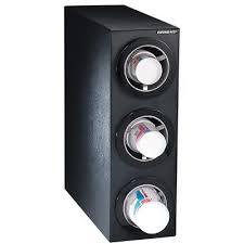 3 Bin Cabinet Dispense Rite Ctc S 3bt Cup Dispenser 3 Bin Cabinet Cup