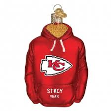 kansas city chiefs ornaments gifts ornaments for you
