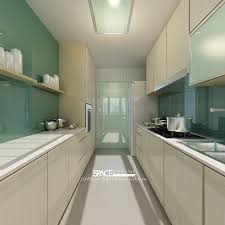 Bto Kitchen Design Hdb Bto Scandinavian At Blk 665 Waterway Woodcress