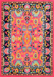 omaira floral accent rug traditional area rugs by nuloom