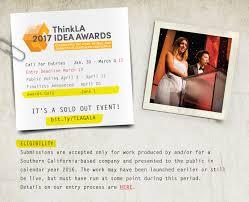 idea awards home thinkla