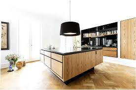 buffet cuisine design meuble de cuisine design exemple de meuble moderne en bois clair