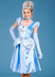 ladies disney cinderella costume