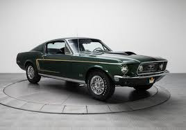 cobra mustang pictures 1968 ford mustang gt 428 cobra jet can be yours for 109k