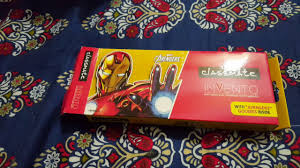classmate geometry box limited edition 100 ironman edition classmate invento unboxing
