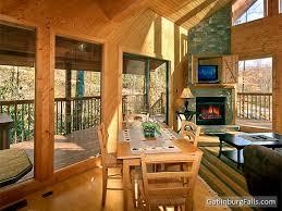 1 bedroom cabin rentals in gatlinburg tn gatlinburg cabin rental dreams and streams 1 bedroom sleeps 4