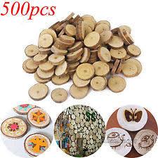 tree slice crafts ebay