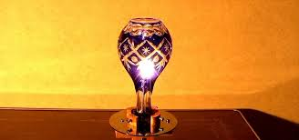 Vase Table Lamp How To Unify A Junk Hard Drive And Glass Vase Into An Exquisite